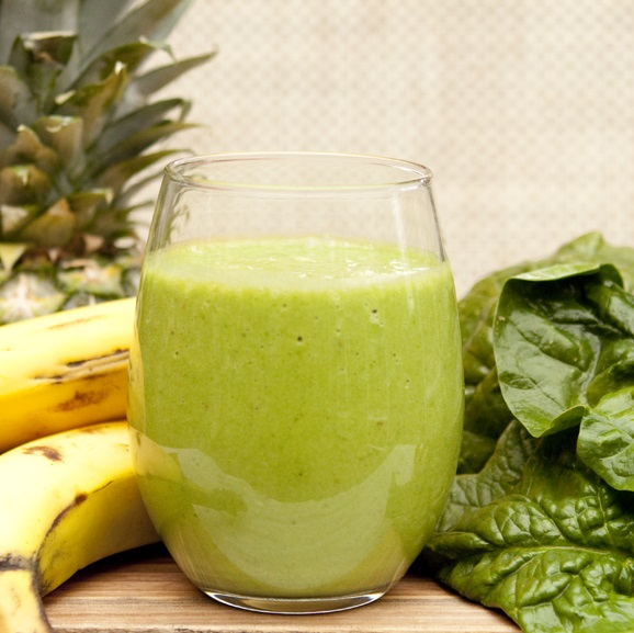 pineapple_spinac_smoothie 2